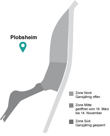 Plobsheimer Becken Frankreich