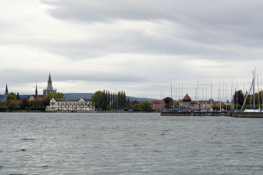 Schmugglerbucht Konstanz